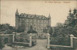 BELGIQUE CHIMAY / Collège Episcopal / - Chimay