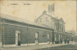 BELGIQUE CHIMAY / La Gare / - Chimay