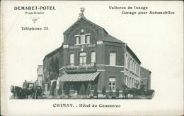 BELGIQUE CHIMAY / Hôtel Du Commerce / - Chimay