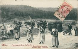 BELGIQUE CHINY / Porteuses De Bois Et D'herbe / - Chiny