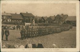 BELGIQUE CHORSZELLE / Einweihung Des Hindenburg Denkmals / - Belgique