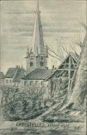 BELGIQUE CHRISTELLES / Kirch 1915 / - Belgium