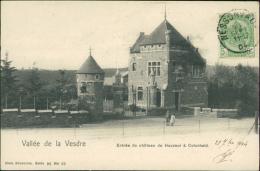 BELGIQUE COLONHEID / Entrée Du Château De Hauzeur / - Belgique