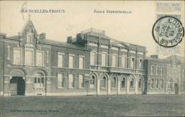 BELGIQUE COURCELLES / Ecole Industrielle / - Courcelles