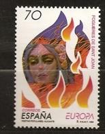 Espagne Espana 1998 N° 3117 ** Europa, Festival, Fête, Alicante, Feux De La Saint-Jean, Incendie, Pompier, Défilé - 1991-00 Neufs