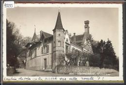CORMONDRECHE - LE CHATEAU - TB - NE Neuenburg