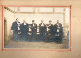 Riom : Photo Des Juges Et Magistrats - Lieux
