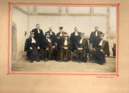 Riom : Photo Des Juges Et Magistrats - Photographie