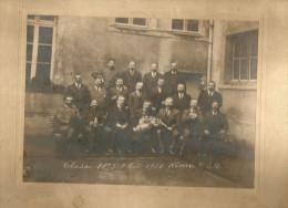Riom : Photo Classe 1893 - Lieux