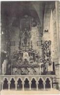 Cpa CANTAL  QUEZAC Chapelle Miraculeuse - Autres Communes