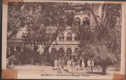 S0021-3  Postal - BOMBAY - St. Xavier´s College - FRONT - India