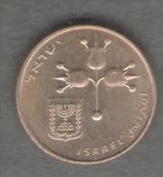 ISRAELE  10 NEW AGOROT - Israele