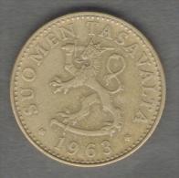 FINLANDIA 50 PENNIA 1963 - Finlandia