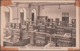 S0021-6 Postal - BOMBAY - St. Xavier's College - CHEMICAL LABORATORY - India