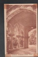 DS0021-4 Postal - BOMBAY - St. Xavier's College PORCH. - India