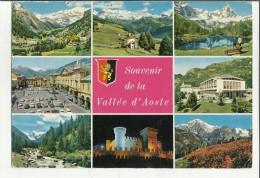 84223 Souvenir De La Vallee D' Aoste Val D' Aosta - Unclassified
