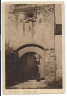 CPA - KIENTZHEIM -VIEILLE PORTE -Haut Rhin (68) - France