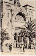 Cpa Tunisie - Tunis - La Cathédrale - Tunisie