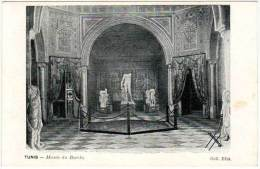 Cpa Tunisie - Tunis - Musée De Bardo - Tunisie