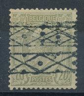 Belgique  N°47 - 1884-1891 Léopold II