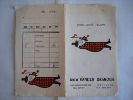 Pochette Photo Jean Vanden Branden Mechelen - Matériel & Accessoires