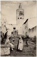Cpa Tunisie - Le Kef - Mosquée De Sidi-Maklouf - Tunisie