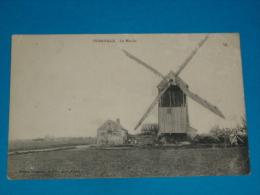 28) Ouarville - Le Moulin    Année  - EDIT- Goussard - France