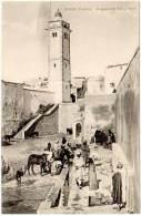 Cpa Tunisie - Le Kef - Mosquée De Sidi-Admed-Krib - Tunisie