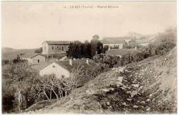 Cpa Tunisie - Le Kef - Hôpital Militaire - Tunisie