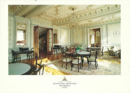 "Pontresina - Grand Hôtel Kronenhof  ""Salon Bleu""                1995 - GR Grisons"