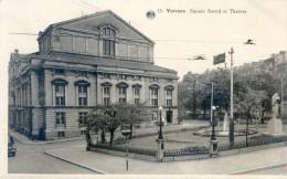 Verviers - Square Astrid Et Théatre - Verviers