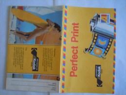 Pochette Photo Processed On KODAK Paper Perfect Print Avuchrome - Matériel & Accessoires