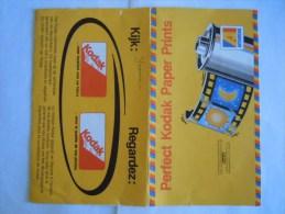 Pochette Photo Perfect KODAK Paper Prints Avuchrome - Matériel & Accessoires