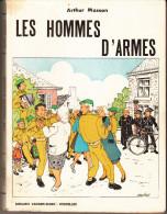 Arthur Masson  Les Homms D'armes - Libri, Riviste, Fumetti