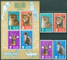 Malawi 1975 Animals MNH**  - LOt. A340 - Malawi (1964-...)