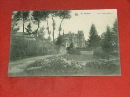 """SAINT-HUBERT  -  Villa  """" Beau Séjour """"  -  1911   - (2 Scans) - Saint-Hubert"""