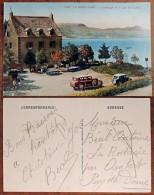 CP N° 1447 - Auvergne - Puy De Dôme - Le Mont Dore - L'Auberge Du Lac De Guéry - Animée - Vieilles Voitures - Le Mont Dore