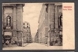 PALERMO PORTA FELICE FP NV SEE 2 SCANS ANIMATA - Palermo
