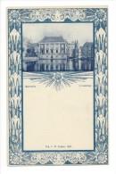 10376 -  Art Nouveau Mauritshuis S Gravenhage A.W. Segboer Delft - Autres Illustrateurs