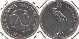 SLOVENIA 20 Tolarjev 2004 KM#51 - Used - Slovenia