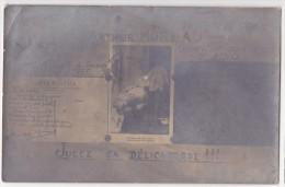 Nouvelle Carte De Visite De Arthur Moreau - Buraliste à Bléré - Conseiller Municipal D'Athée Sur Cher - Visiting Cards
