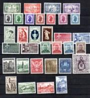 Caritas, Echternach, Entre 356 / 409**(397*), Cote 90 €, - Nuovi