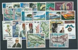COLONIAS FRANCESAS-COMORES - Stamps