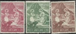 Vatican City 1965 Christmas MNH - Vatican