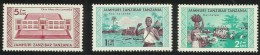 Zanzibar 1966 Definitives 3 Val - Zanzibar (1963-1968)