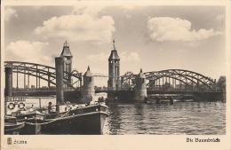 5356. Gelaufene Photoansichtskarte vom B�blitz. Q2!