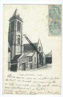 CPA - Cormeilles En Parisis- Eglise - Cormeilles En Parisis