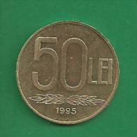 = ROMANIA - 50 LEI - 1995   # 316  = - Romania