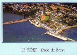 CPM  Le Fret Rade De Brest - France