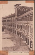 S0021-10  Postal - BOMBAY - St. Xavier's College - NEW WING - India